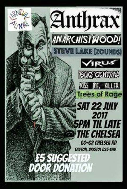 Gig Poster The Chelsea